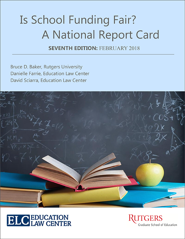 Is School Funding Fair? A National Report Card