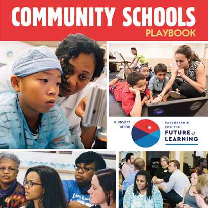 Community Schools Playbook cover