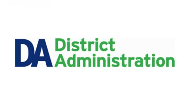 District Administration logo