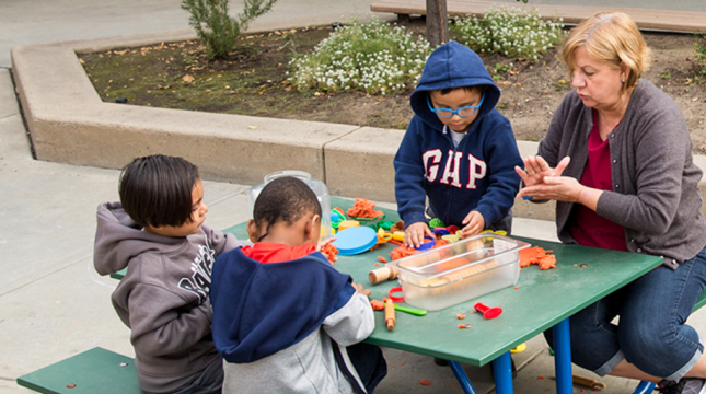 Quality and Access Depend on Developing California's Early Learning Workforce