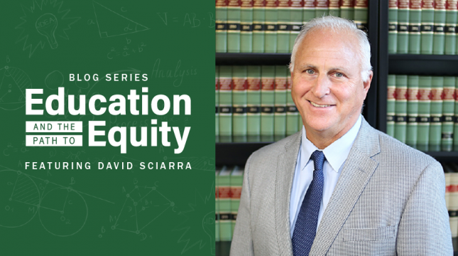 David Sciarra: School Funding: Deep Disparities Persist 50 Years After Kerner