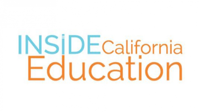Inside California Education logo