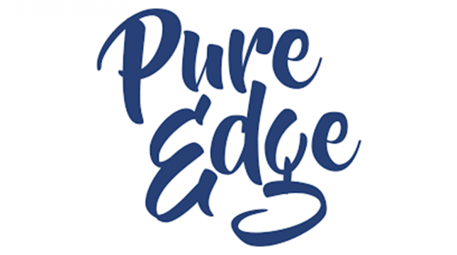 Pure Edge, Inc. logo