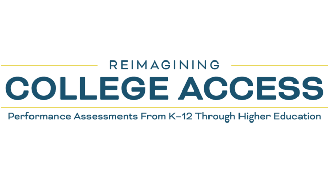 Reimagining College Access
