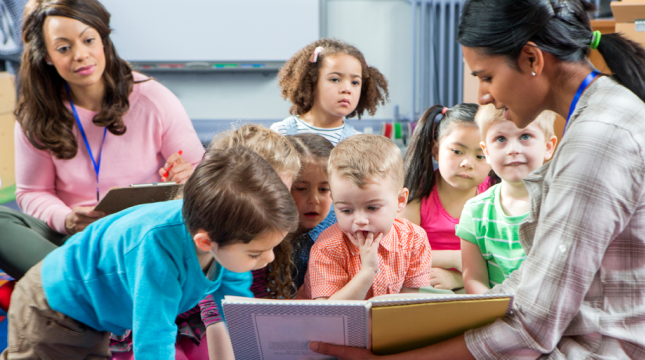 Strengthening the Early Childhood Workforce to Assure High-Quality Early Education