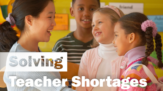 Report Supply Of Special Ed Teachers On >> Blog Series Solving Teacher Shortages