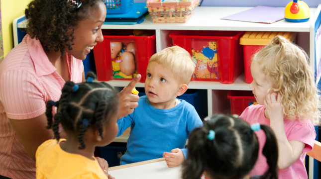 Understanding California's Early Care and Education System