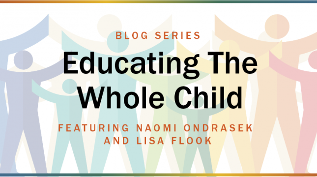 Educating the Whole Child blog series