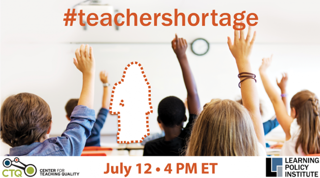 Twitter Chat: Teacher Shortages